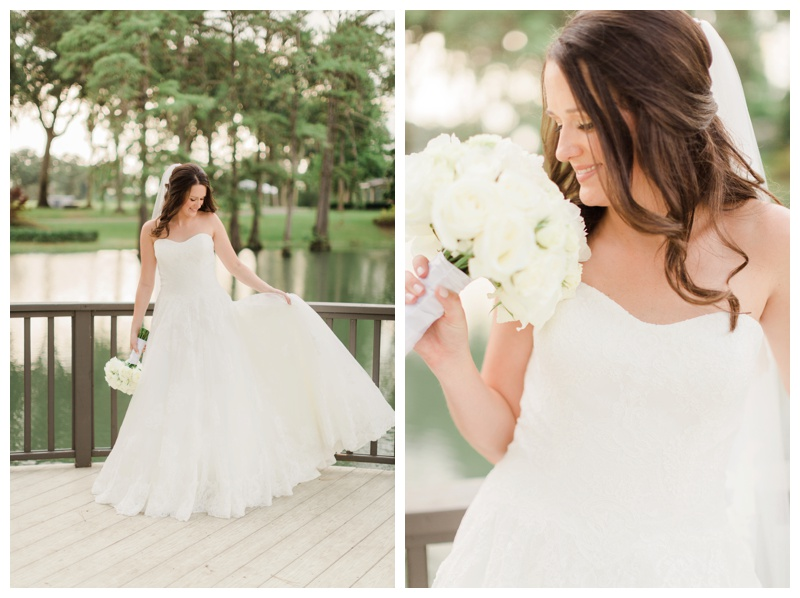 april lakeside country club houston bridal session by sharon nicole photography