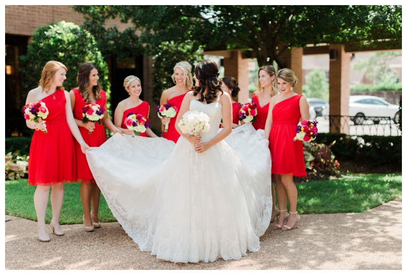 lakeside country club wedding in houston by sharon nicole photography