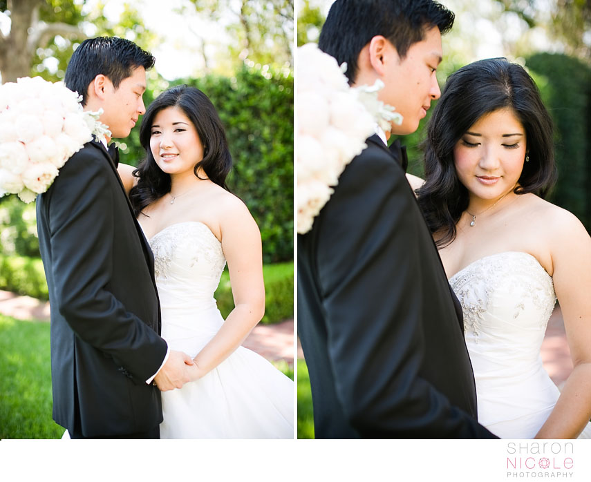 diana and cuong river oaks garden club after session by houston wedding photographer sharon nicole photography